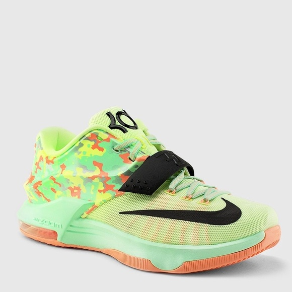 factory authentic 6a045 7b3d4 ... closeout nike kevin durant kd 7 easter zoom camo pastel 11 8eab1 e25be